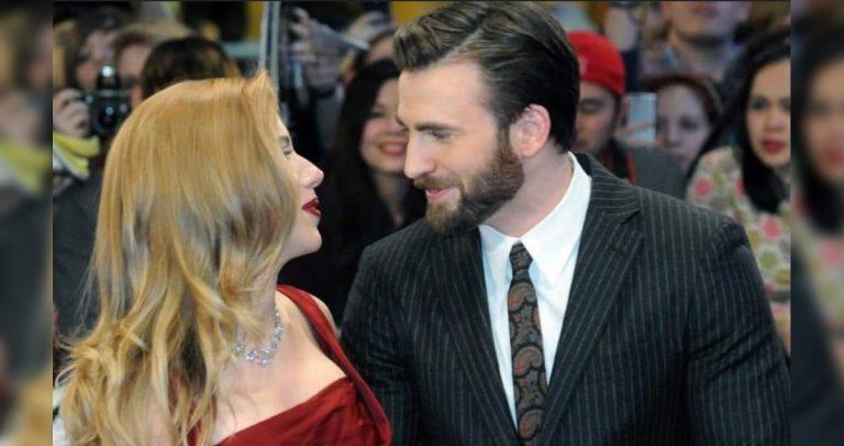 Foto Avengers Engame Unio A Scarlett Johansson Y Chris Evans Coolture