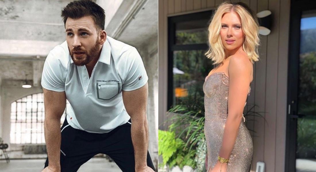 Cual Sera La Proxima Pelicula De Scarlett Johansson Y Chris Evans Coolture
