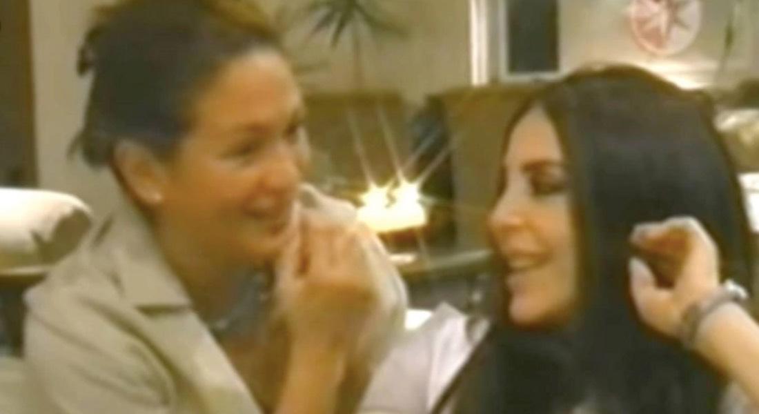 Un beso prueba que el amor entre Verónica Castro y Andrade era real |  Coolture