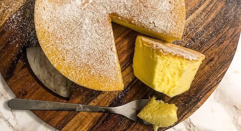 Cheesecake japonés | Coolture